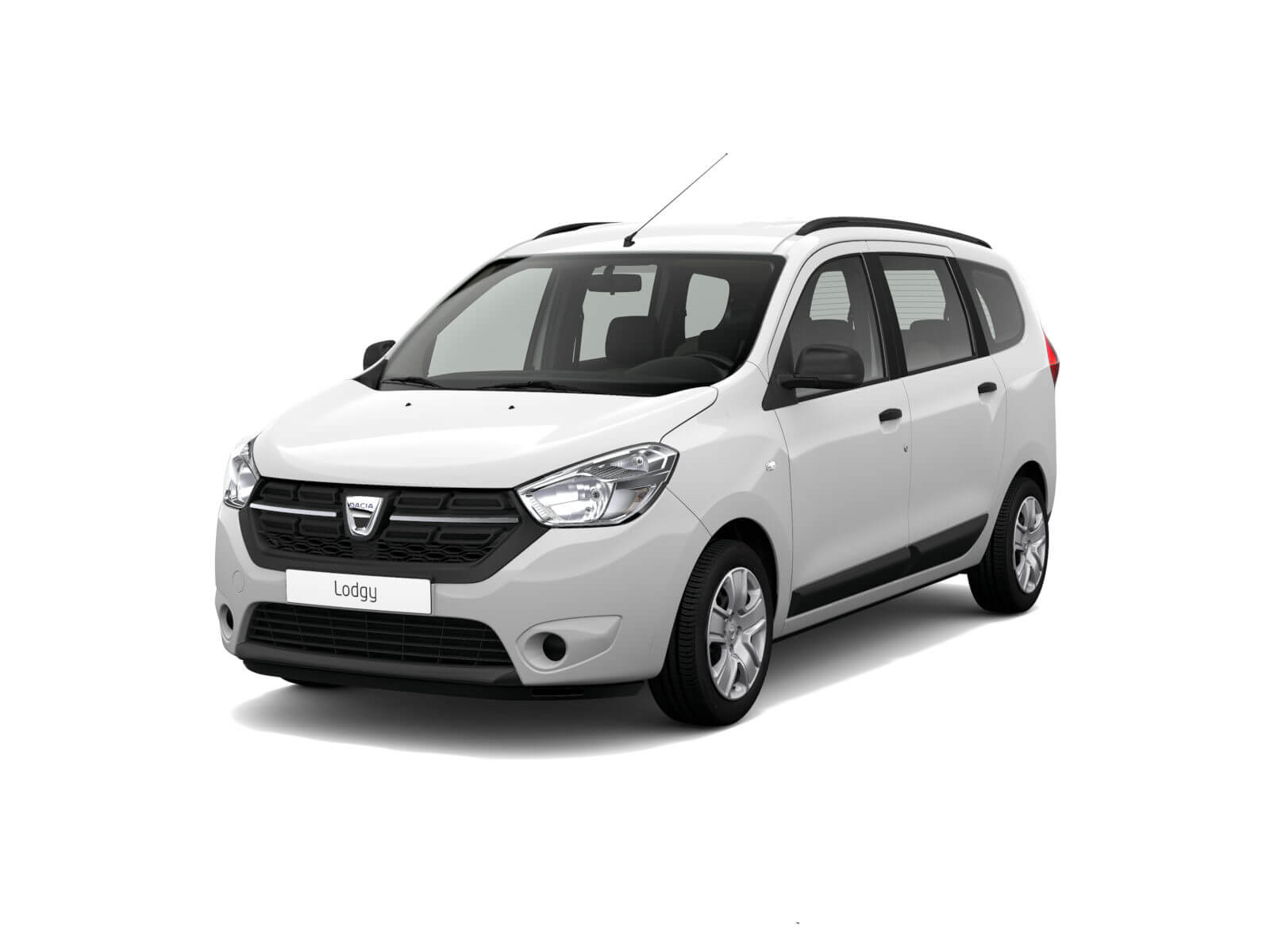 Renault Lodgy – Ледниковобял